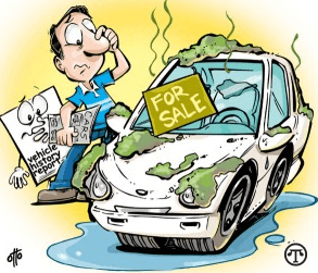 How to Avoid Buying a U.S. Flood Damage Vehicle in Canada