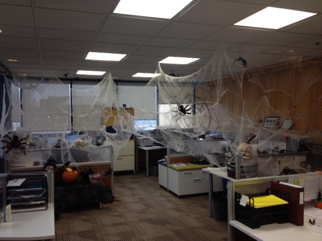 Alpine Insurance Office Decorating Contest! 17