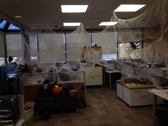 Alpine Insurance Office Decorating Contest! 2