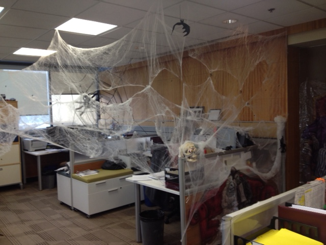 Alpine Insurance Office Decorating Contest! 1
