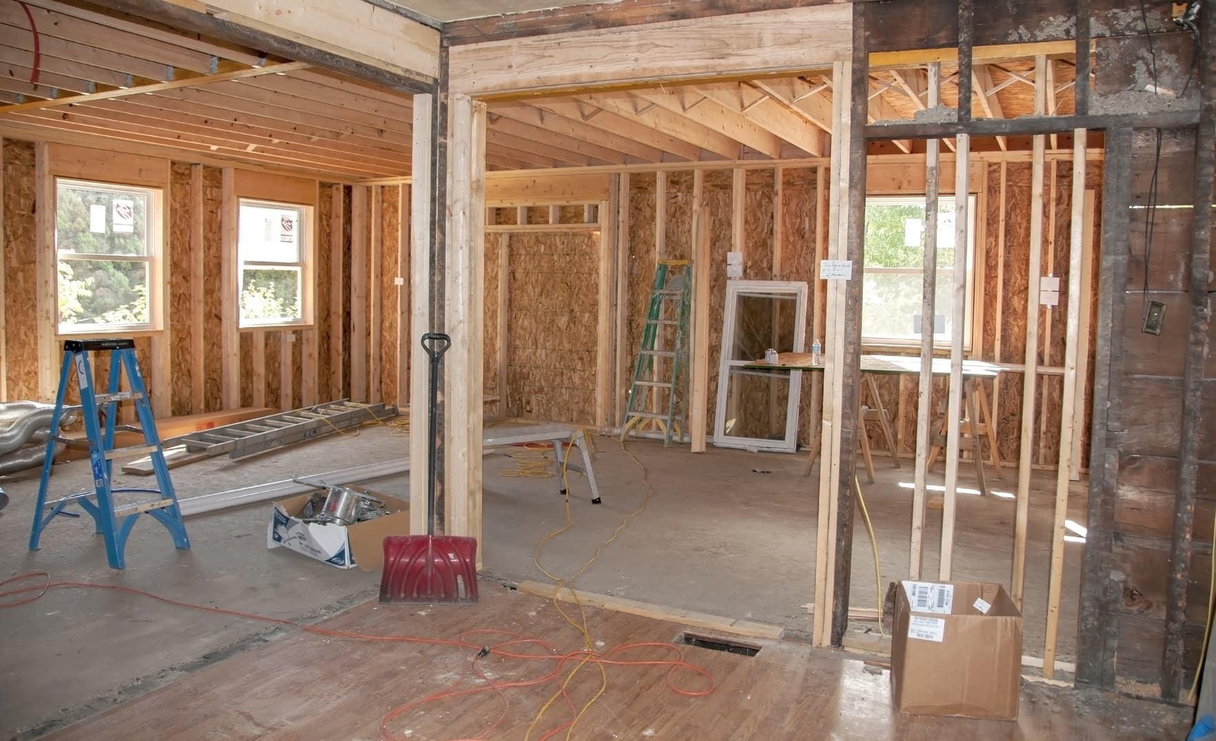 How to Protect your Home during Renovations 1