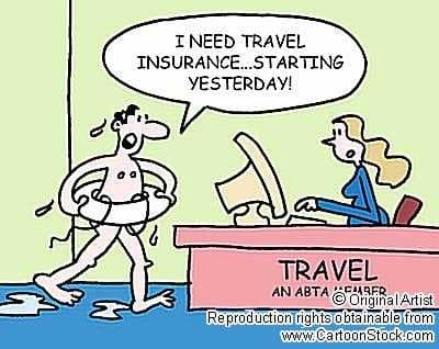 Holiday Travel Humour 3